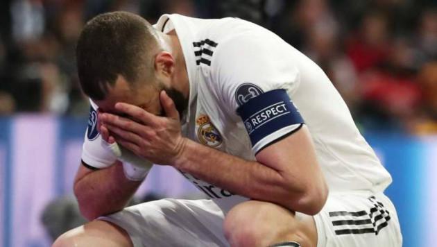 """""""Реал"""" впервые за четыре года не выиграет Лигу чемпионов"""