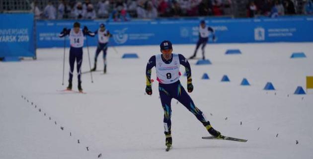 Сборная Казахстана завоевала вторую медаль на Универсиаде-2019