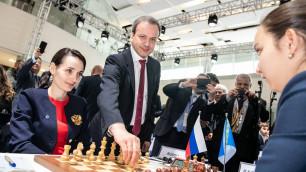 Чем запомнился первый день командного чемпионата мира по шахматам в Астане