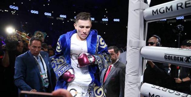 Геннадий Головкин вернется на ринг в июне в титульном бою?