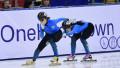 Сборная Казахстана по шорт-треку из-за схода Южной Кореи завоевала медаль на Универсиаде-2019