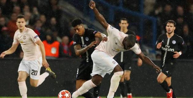 """""""Манчестер Юнайтед"""" сделал камбэк после 0:2 в первой игре и выбил ПСЖ из Лиги чемпионов"""