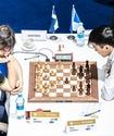 Сборная Казахстана одержала первую победу на ЧМ по шахматам в Астане