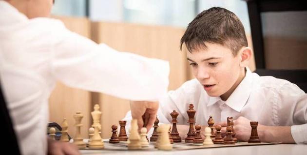 На чемпионате мира по шахматам в Астане прошел детский турнир по блицу
