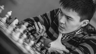 Мужская сборная Казахстана по шахматам в третьем туре ЧМ сыграла вничью с трехкратным чемпионом Европы