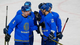 Сборная Казахстана по хоккею одержала четвертую разгромную победу на Универсиаде-2019