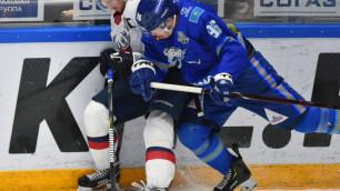 """Как """"Барыс"""" играл в седьмых матчах плей-офф КХЛ"""