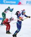 """Казахстанские лыжники завоевали """"серебро"""" в эстафетной гонке на Универсиаде-2019"""
