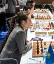 Женская сборная РК по шахматам в пятом туре ЧМ сыграла вничью с одной из сильнейших команд мира