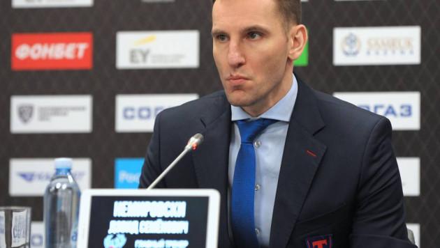 """Тренер """"Торпедо"""" прокомментировал поражение от """"Барыса"""" в серии плей-офф КХЛ"""