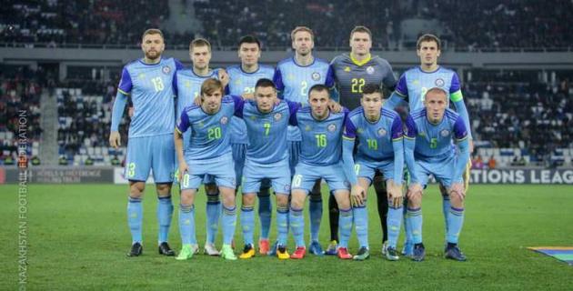 Меркель, Сейдахмет, Зайнутдинов и еще 21 игрок вызваны в сборную Казахстана на матчи с Шотландией и Россией