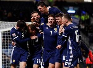"""Игроки """"Ливерпуля"""" и """"Манчестер Юнайтед"""" вызваны в сборную Шотландии на матч с Казахстаном"""