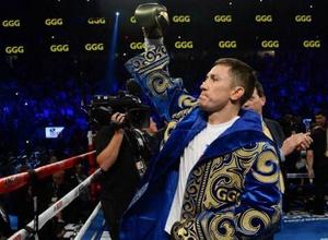 Геннадий Головкин вошел в рейтинг самых популярных спортсменов мира от ESPN