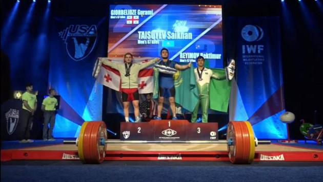Обошли Узбекистан, или как Казахстан выиграл медальный зачет на юношеском ЧМ-2019 по тяжелой атлетике