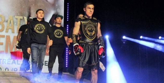 Джукембаев вслед за Елеусиновым потерял бой с обещанным мексиканским боксером