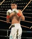Непобежденный казахстанский боксер узнал имя соперника по вечеру бокса в США