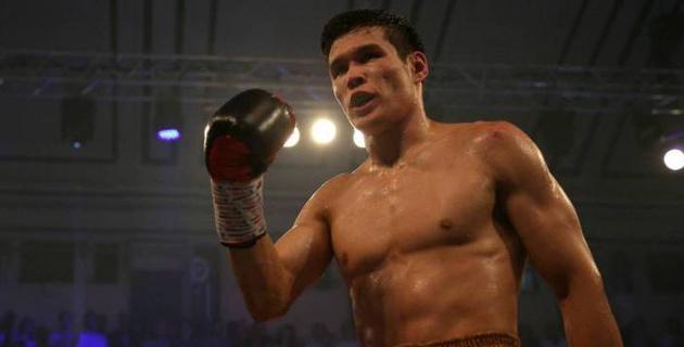 Видео полного боя, или как Данияр Елеусинов победил мексиканца в поединке с нокдауном