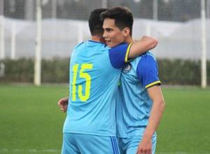 Еще один нападающий вызван в сборную Казахстана на матчи с Шотландией и Россией