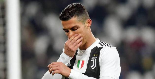 """""""Ювентус"""" без Роналду впервые в сезоне проиграл в чемпионате Италии"""