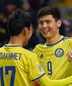 Сборная Казахстана определилась с заменой Исламхана на матчи с Шотландией и Россией