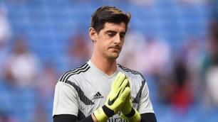 """Зидан после возвращения в """"Реал"""" посадил в запас лучшего вратаря ЧМ-2018 и нашел ему замену"""
