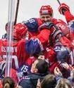 """""""Локомотив"""" одержал первую победу над СКА в серии плей-офф КХЛ"""