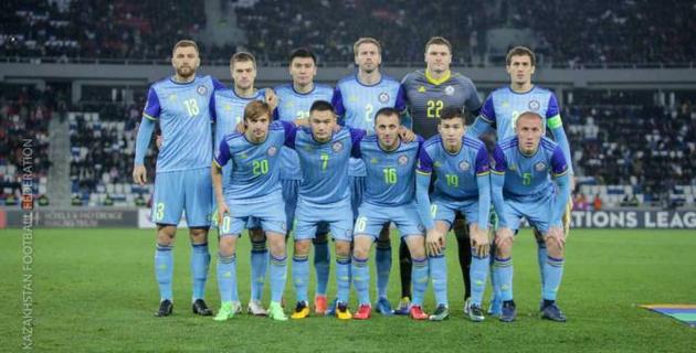 В Казахстане покажут в прямом эфире матчи отборочного этапа Евро-2020 против Шотландии и России