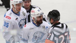 """Букмекеры оценили шансы """"Барыса"""" выиграть у """"Авангарда"""" в четвертом матче и сравнять счет в серии плей-офф КХЛ"""