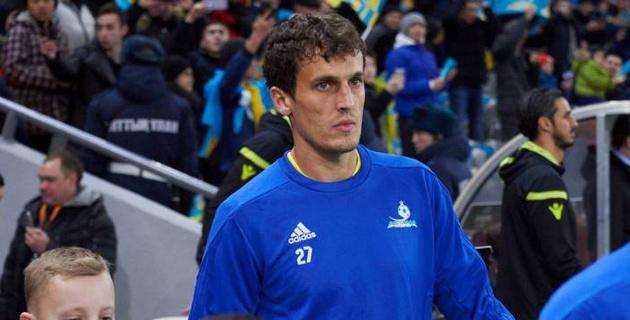 Сборная Казахстана по футболу лишилась ведущего защитника накануне стартового матча отбора на Евро-2020