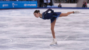 Казахстанская фигуристка Турсынбаева с третьего места квалифицировалась в произвольную программу на ЧМ-2019