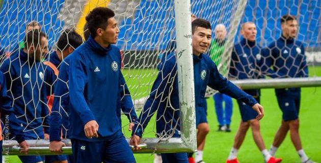 Стал известен ориентировочный состав сборной Казахстана по футболу на матч с Шотландией в отборе на Евро-2020