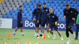 Меркель и Зайнутдинов вошли в стартовый состав сборной Казахстана на первый матч отбора на Евро-2020