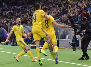 Два за четыре минуты. Видео голов сборной Казахстана в первом матче отбора на Евро-2020