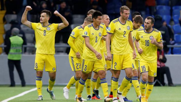 Разгромная победа над Шотландией стала вдвойне исторической для сборной Казахстана