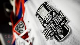 """В плей-офф КХЛ определилась пара финалистов на """"Западе"""""""