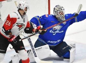 """""""Барыс"""" вел 2:0, но проиграл """"Авангарду"""" в пятом матче и вылетел из плей-офф КХЛ"""