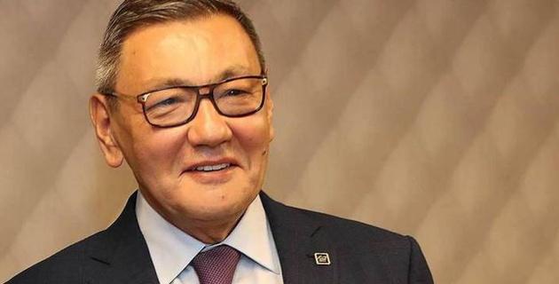 Президент AIBA из Узбекистана временно сложил полномочия