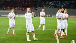 Легионеры казахстанских клубов сыграли за свои сборные в матчах отбора на Евро-2020
