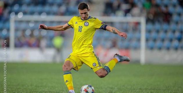 Защитник сборной Казахстана Шомко рассказал о том, как собирается нейтрализовать Дзюбу и Черышева в матче против России