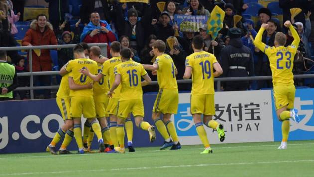 Сборные Казахстана и России назвали стартовые составы на матч отбора на Евро-2020