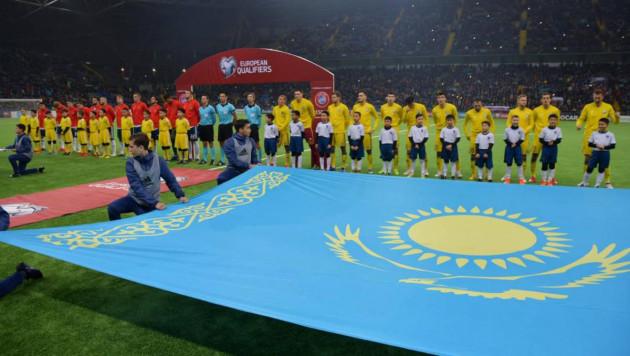 Сборная Казахстана пропустила первый гол в отборочном цикле Евро-2020