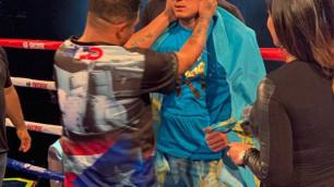 Небитый казахстанец Нурсултанов выиграл 11-й бой на профи-ринге в США