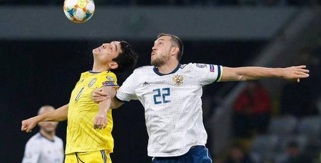 Тот результат был не столько следствием силы казахов, сколько слабости шотландцев - экс-тренер сборной России после победы над Казахстаном