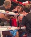 Видео полного боя Нурсултанова, в котором казахстанский боксер одержал 11-ю победу в профи