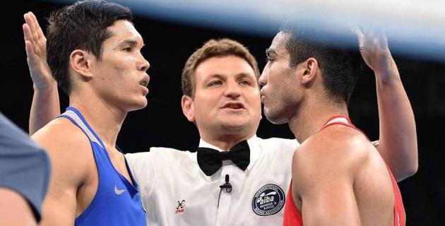 Елеусинов снова встретится с Гиясовым, или как Казахстан состязается с Узбекистаном в профи-боксе