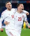 Сборная Дании совершила невероятный камбэк в матче отбора на Евро-2020, уступая 0:3 к 84-й минуте