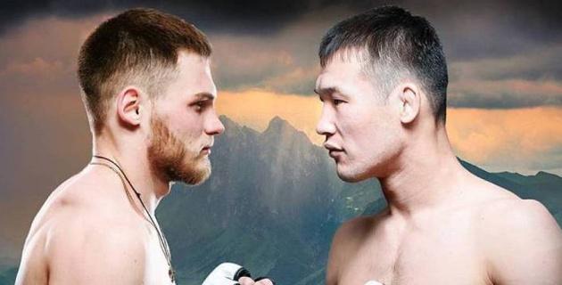 """Отказавшийся от UFC казахстанец пообещал устроить """"настоящее шоу"""" в титульном бою за пояс M-1 Global"""