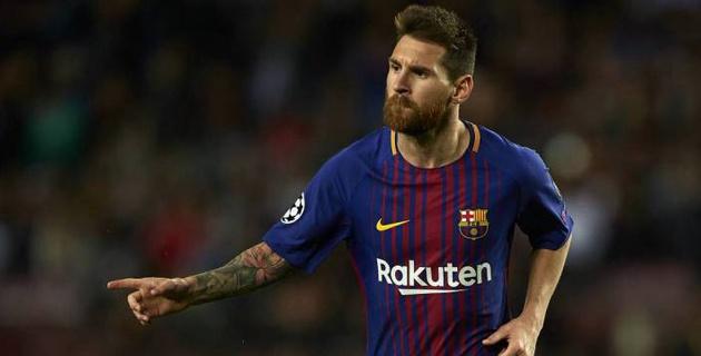 """Месси назвал свой лучший гол за """"Барселону"""""""
