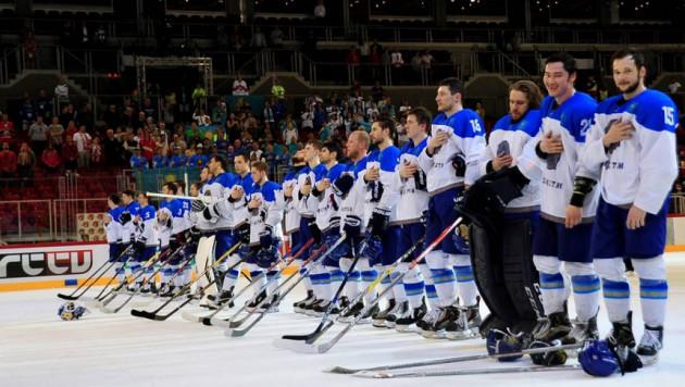 Без Доуса, но с Дицем. Сборная Казахстана объявила расширенный состав на домашний ЧМ по хоккею
