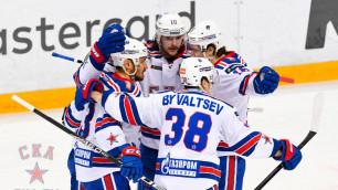 СКА в овертайме победил ЦСКА и сократил отставание в финале Западной конференции